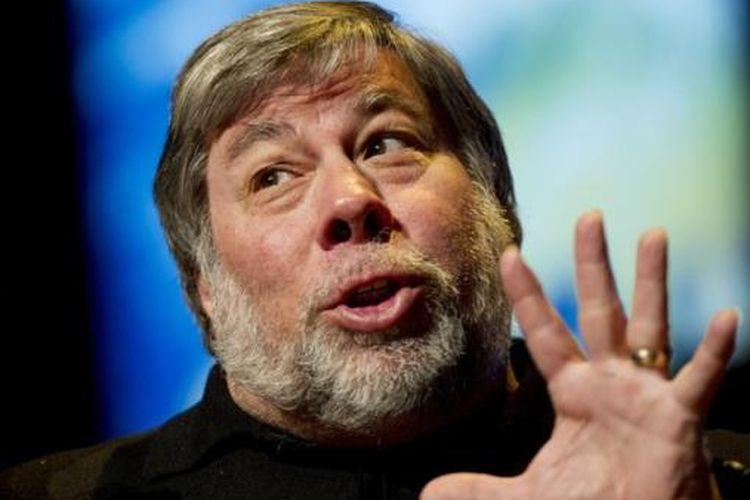 Salah seorang pendiri Apple, Steve Wozniak