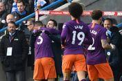 Huddersfield Vs Manchester City, The Citizens Menang Telak