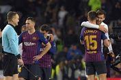 Barcelona Vs Tottenham, Eriksen Senang dengan Karakter Timnya