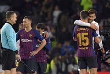 Barcelona Vs Tottenham, Barca Kalah 'Ball Possesion' Setelah 12 Tahun