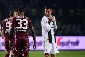 Torino Vs Juventus, Cristiano Ronaldo Cetak Gol Ke-5.000 I Bianconeri