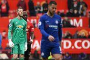 Man United Vs Chelsea Seri, David De Gea Kembali Blunder