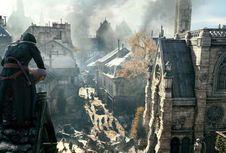 Bisakah 'Video Game' Membantu Rekonstruksi Notre Dame?