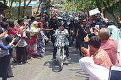 Kesan Jokowi Setelah 'Touring' Naik Motor Chopper di Sukabumi