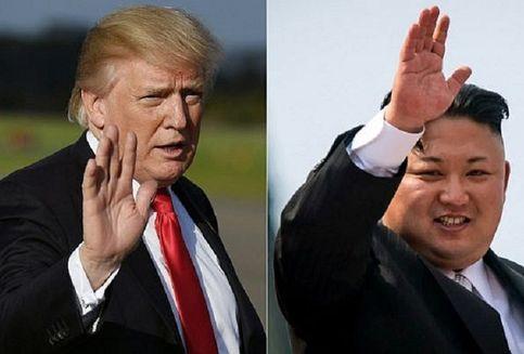 Trump: Pertemuan dengan Kim Mungkin Tak Sesuai Jadwal