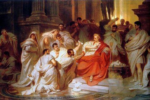 Hari Ini dalam Sejarah: Pembunuhan Julius Caesar