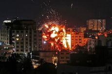 Diserang 600 Roket dari Gaza, Israel Bakal Terus Menyerbu