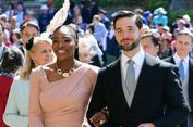 Usaha Keras Serena Williams Kembalikan Bentuk Tubuh Usai Melahirkan