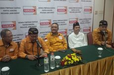 Pilkada 2018, Hanura-Golkar Berkoalisi dengan Nama Poros Jawa Barat