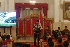 Bertemu Mahasiswa Muhammadiyah, Jokowi Ditanya soal Freeport hingga TKA