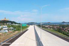 Digeber, 4 Ruas Tol Trans-Sumatera  Siap Dilintasi