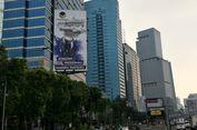 Bawaslu Akan Turunkan Reklame Bergambar Jokowi-Surya Paloh di Gatot Subroto