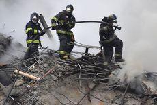 Kebakaran Gedung Bertingkat di Brasil, 44 Orang Dilaporkan Hilang