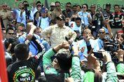 Hadiri Kopdar Ojek Online, Prabowo Sebut Argo Murah Beratkan Pengemudi