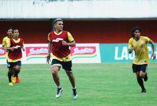 Cristian Gonzales Siap Lakukan Debut bersama PSS Saat Lawan PSMP