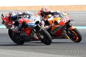 Hasil MotoGP: Marquez Juara Dunia 2018