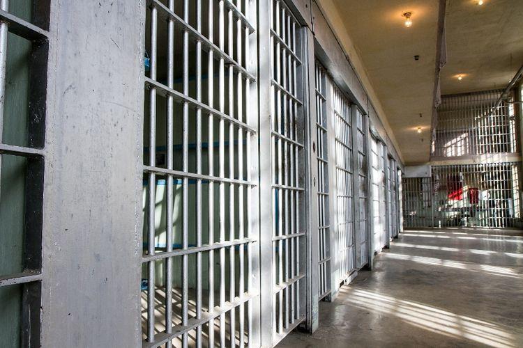Ilustrasi sel tahanan.