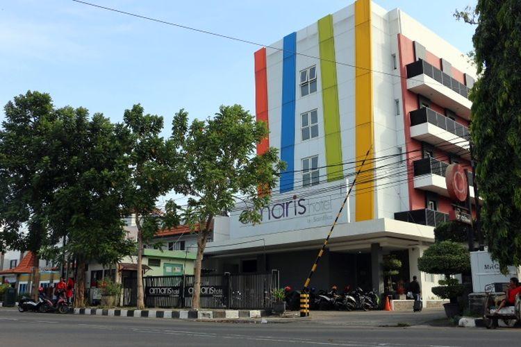 Hotel Amaris Cirebon menyediakan promo diskon 36 persen atau potongan Rp 200.000 pe rkamar untuk warga yang dapat menunjukkan tiket kereta api tak lebih dari 2x24 jam. Promo ini diharapkan kembali menuai kesuksesan seperti di tahun 2018.