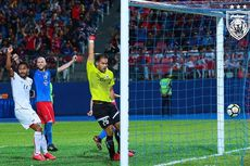 Hasil Piala AFC, Persija Takluk Tiga Gol Tanpa Balas dari JDT