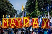 Pemkab Kulon Progo Ajak Para Buruh Rayakan 'May Day' dengan Ikut Bedah Rumah
