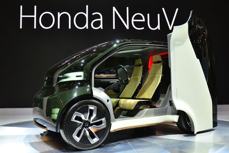 Honda NeuV hadir ramaikan teknologi di GIIAS 2018