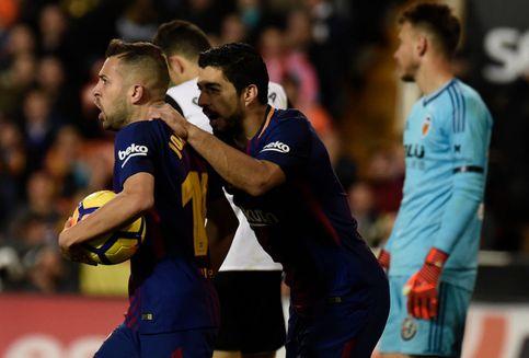 Jordi Alba Ingin Bertahan di Barcelona, tetapi...