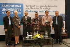 Sampoerna University Mendorong Riset lewat Konferensi AFBE 2018