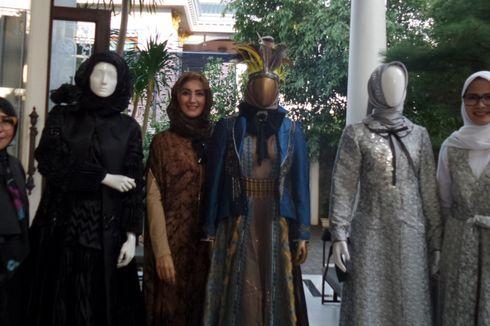 5 Desainer Pamerkan Busana Muslim Nusantara di Hong Kong