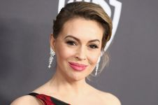 Aktris AS Alyssa Milano Desak Industri Hollywood Boikot Georgia