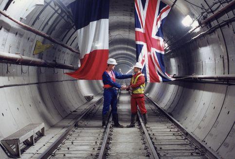 Hari Ini, 25 Tahun Lalu Daratan Inggris dan Eropa Terhubung