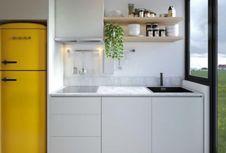 Trik Memanfaatkan Dapur Minimalis secara Efisien
