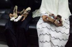 Pengantin Baru dan Mertua Ditangkap di Bandara Kualanamu gara-gara Sabu