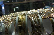 5 Perampok Nekad Beraksi, Pedagang Emas Kehilangan 7 Kg Dagangannya