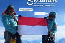 Jokowi Ucapkan Selamat 2 Srikandi Unpar Pendaki Everest