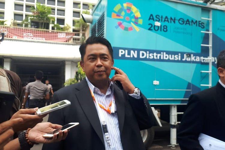 Ketua Tim Hukum KPU untuk sengketa PHPU Pilpres, Ali Nurdin, di kantor KPU, Menteng, Jakarta Pusat, Rabu (12/6/2019).