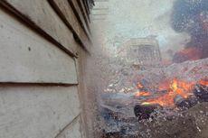 Ledakan di Tempat Agen Gas Elpiji Aceh Utara, Warga Sempat Kira Ada Bom