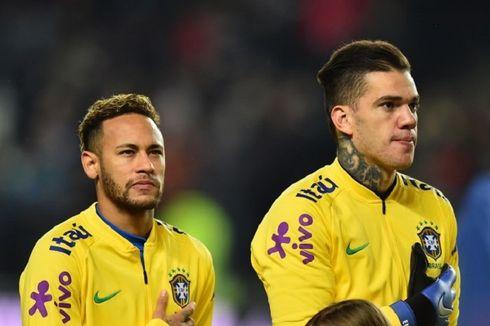 Neymar Harus Minta Maaf ke Suporter Barcelona