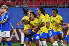 Marta dan Kekalahan Brasil di Piala Dunia Wanita, Imbas Kegagalan CBF