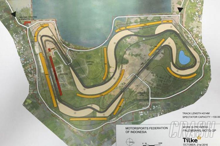 Sirkuit MotoGP Palembang