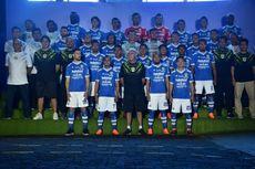 Daftar Skuad Persib untuk Liga 1 2018, Tak Ada Nama Michael Essien