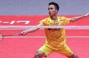 Indonesia Masters 2019, Anthony Ginting Masih Harus Matangkan Strategi