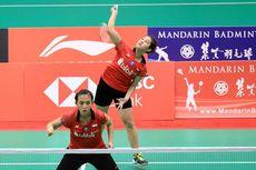 Dua Ganda Putri Susul ke Semifinal