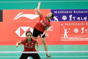 Dua Ganda Putri Susul ke Semi-Final