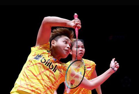 BWF World Tour Finals 2018, Greysia/Apriyani Gugur di Fase Grup