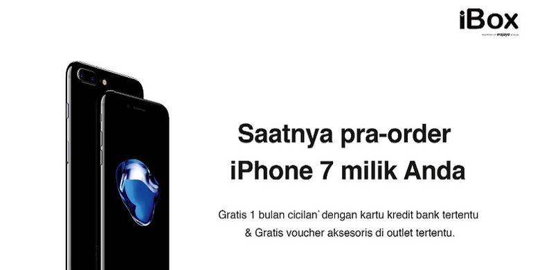 iBox iPhone 7 dan 7 Plus sudah bisa dipesan di situs iBox 96fe1bd591