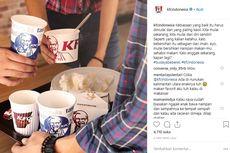 Ajakan Baik KFC agar Konsumen Beberes Setelah Makan Malah Tuai Polemik