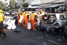 Pembakar Mobil Brimob Saat Kerusuhan 22 Mei Mengaku Dibayar