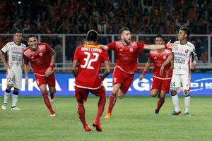 Babak Pertama, 2 Gol Super Simic Bawa Persija Unggul atas Bali United