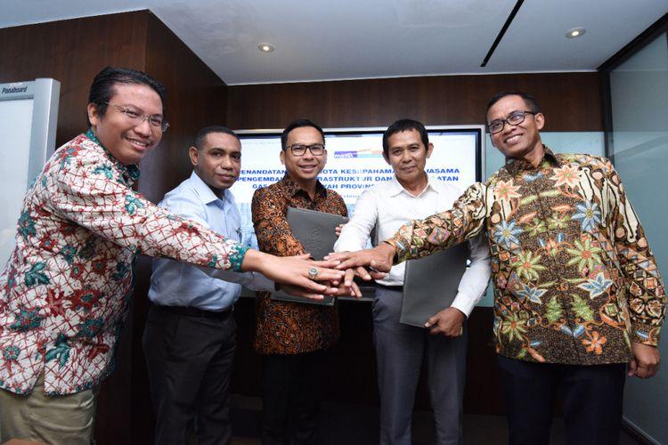 BUMD Papua Digandeng untuk Kembangkan Infrastruktur Gas PGN