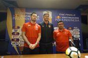 Persija Vs PSM, Kalezic Doakan Penerbangan Macan Kemayoran ke Makassar